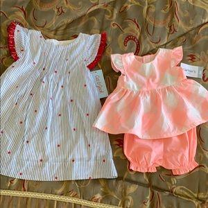 Bundle of Baby Girl Dresses
